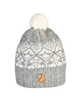 Fjällräven Junior Kids Snowball Hat Grey