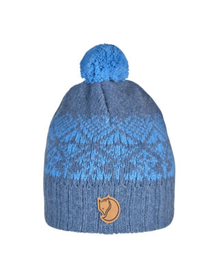 Fjällräven Junior Kids Snowball Hat Uncle Blue