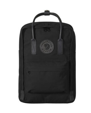 "Fjällräven Kånken No. 2 Laptop 15"" Black Black"