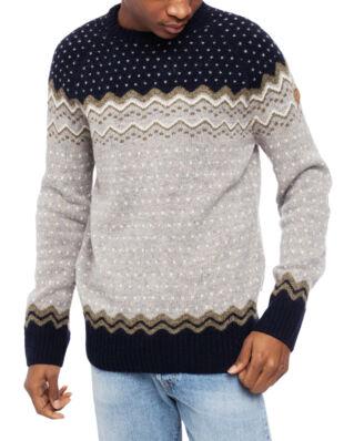 Fjällräven Övik Knit Sweater M Navy