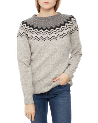 Fjällräven Övik Knit Sweater W Grey
