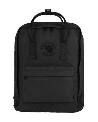 Fjällräven Re-Kånken bag black