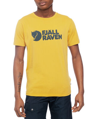 Fjällräven Fjällräven Logo T-shirt M Ochre