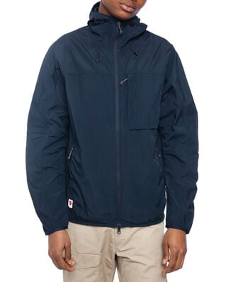 Fjällräven High Coast Wind Jacket M Navy