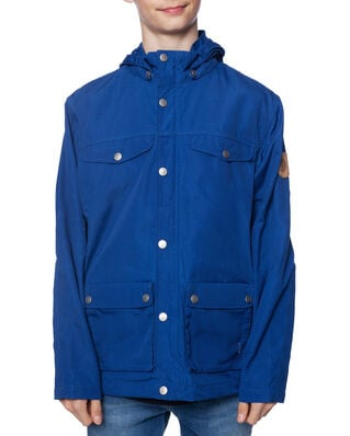 Fjällräven Junior Kids Greenland Jacket Deep Blue