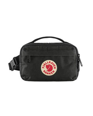 Fjällräven Kånken Hip Pack Black-Import SS20