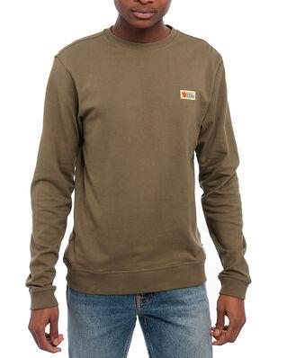 Fjällräven Vardag Sweater M Green