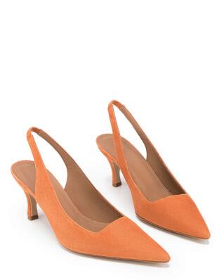 Flattered Franchesca Orange