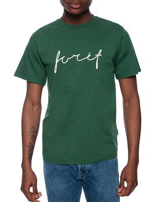 Forét Slope T-Shirt - Dark Green