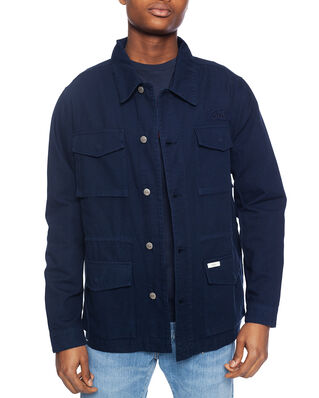 Forét Compass Jacket - Midnight Blue Midnight Blue