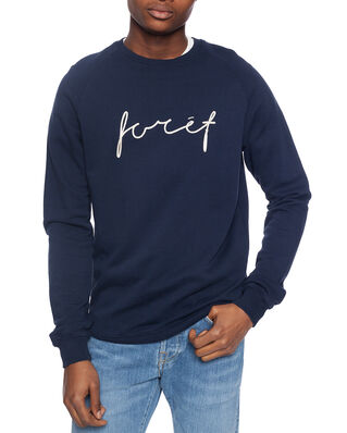 Forét Track Sweatshirt - Midnight Midnight Blue
