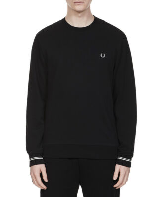 Fred Perry C/N Sweatshirt Black