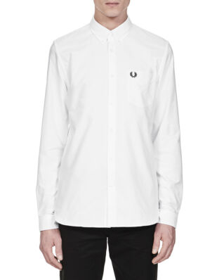 Fred Perry M3551 Classic Oxford Shirt White