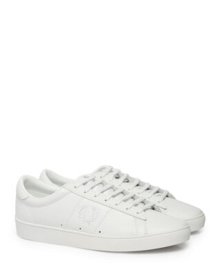 Fred Perry Spencer Leather White/White