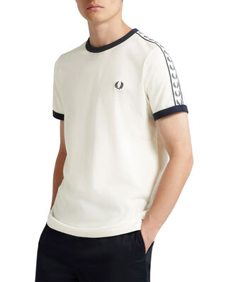 Fred Perry Graphic T-Shirt Snow White