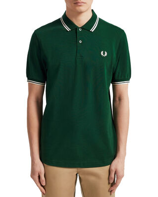 Fred Perry Twin Tipped Fp Shirt Ivy