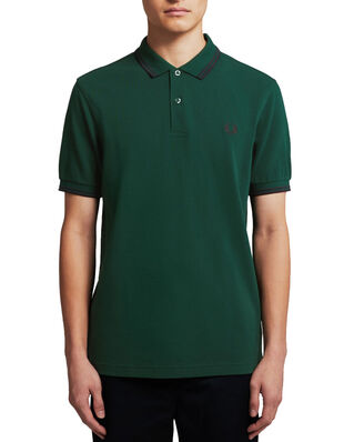 Fred Perry Twin Tipped Fp Shirt IVY/NVY/NVY