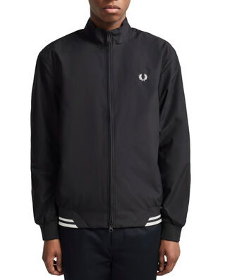Fred Perry Twin Tip. Sports Jkt Black