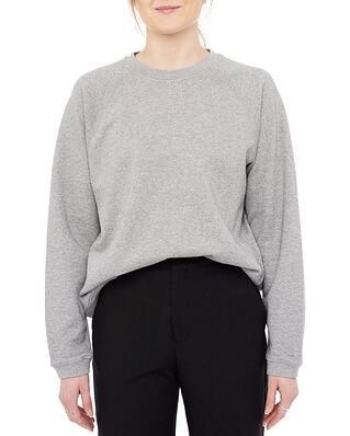 FWSS Seijaku Sweatshirt Grey Melange