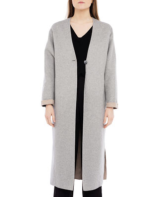 FWSS Wabi Coat Light Gray Melange