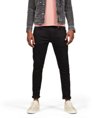 G-Star RAW 3301 Slim Pitch Black