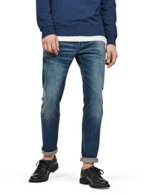 G-Star RAW 3301 Slim Worker Blue Faded