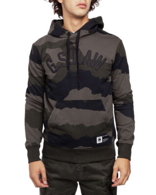G-Star RAW Graphic 13 Core Hdd Sw L\S Battle Grey/Asfalt Ao