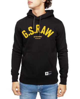 G-Star RAW Graphic 14 Core Hdd Sw L\S Dk Black