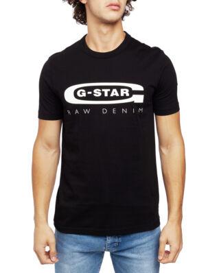 G-Star RAW Graphic 4 R T S\S Dk Black