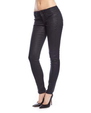 G-Star RAW Lynn Mid Waist Skinny Jeans 3D Dark Aged