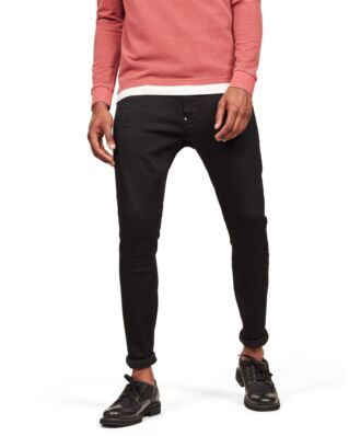G-Star RAW Revend Skinny Pitch Black