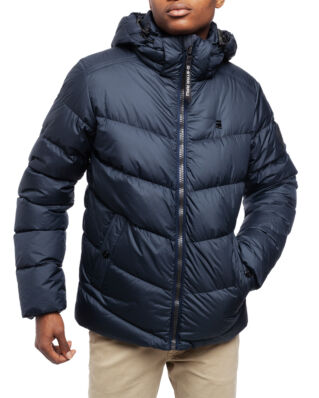 G-Star RAW Whistler Down Puffer Mazarine Blue