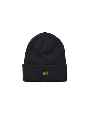 G-Star RAW Effo Beanie Long Dark Black