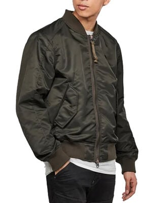 G-Star RAW Arris Unpadded Bomber Jkt Asfalt