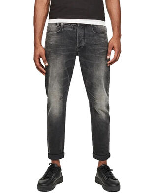 G-Star RAW D-Staq 5-Pkt Slim Worn In Flint Grey