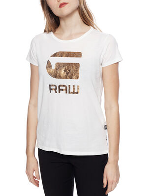 G-Star RAW Graphic 21  R T Wmn S\S Milk