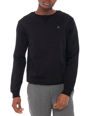 G-Star RAW Premium Core Sweater Dark Black