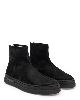 Gant Cloyd Mid Zip Boot Black