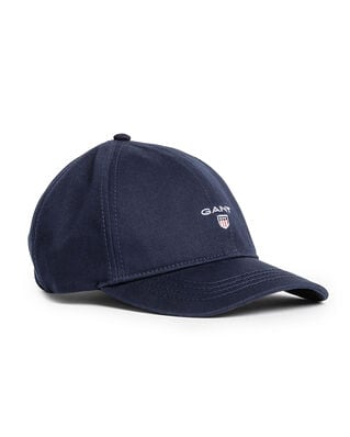 Gant Cotton Twill Cap Marine