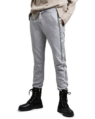 Gant D1. 13 Stripes Sweat Pants Grey Melange