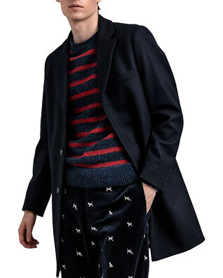 Gant D1. The Classic Wool Coat Marine