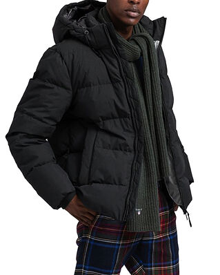 Gant D2. The Alta Down Jacket Black