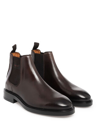 Gant Flairville Chelsea Dark Brown