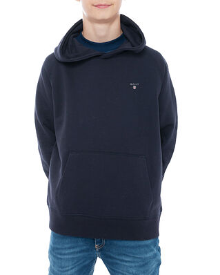 Gant The Original Hoodie Evening Blue
