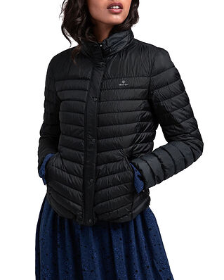 Gant Light Down Jacket Black