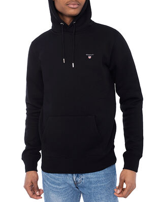 Gant Original Sweat Hoodie Black