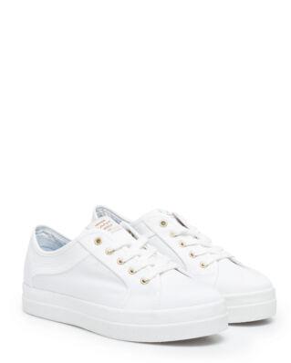 Gant Aurora Low Lace Shoes White
