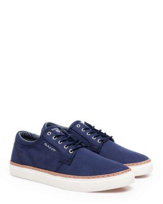 Gant Bari Low Lace Shoes Marine