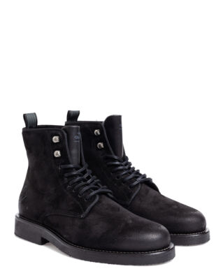 Gant Barkley Mid Lace Boot Black