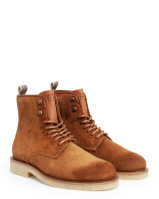 Gant Barkley Mid Lace Boot Cognac